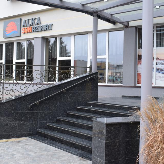 Alka Sun Resort ***, Ustronie Morskie
