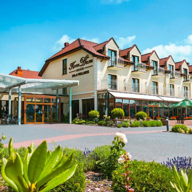 Hotel Delfin SPA & Wellness ****, Dąbki