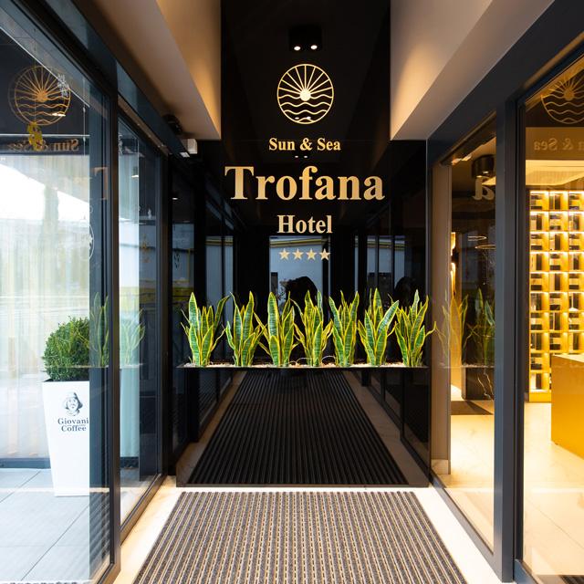 Hotel Trofana Sun & Sea ****/***, Międzyzdroje