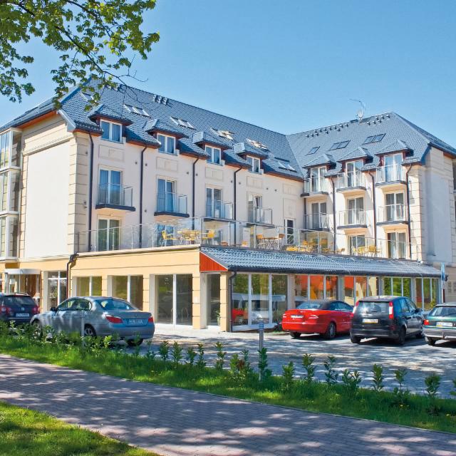 Gesundheits- und Erholungszentrum an 50 unten Król Plaza Spa & Wellness ****, Jarosławiec