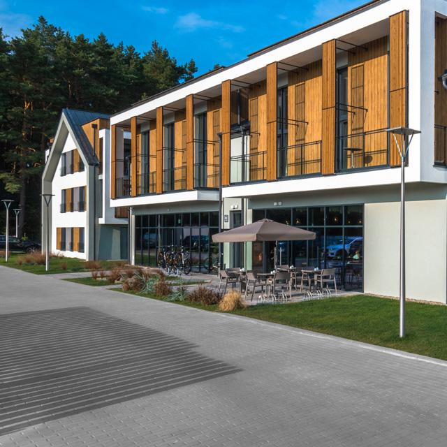 Saltic Resort & SPA, Grzybowo
